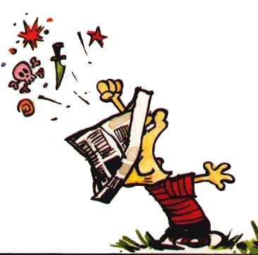 25 anos de Calvin | Legal