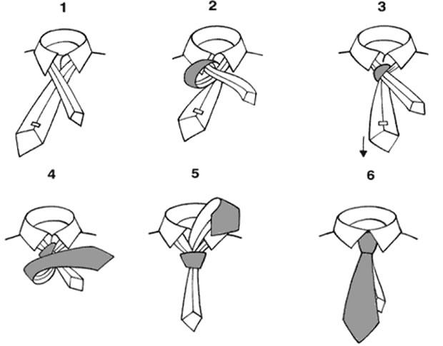 Fabuloso Como dar nó em gravata? | Guia Up RH06
