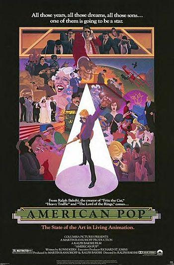 Locandina American Pop  Streaming