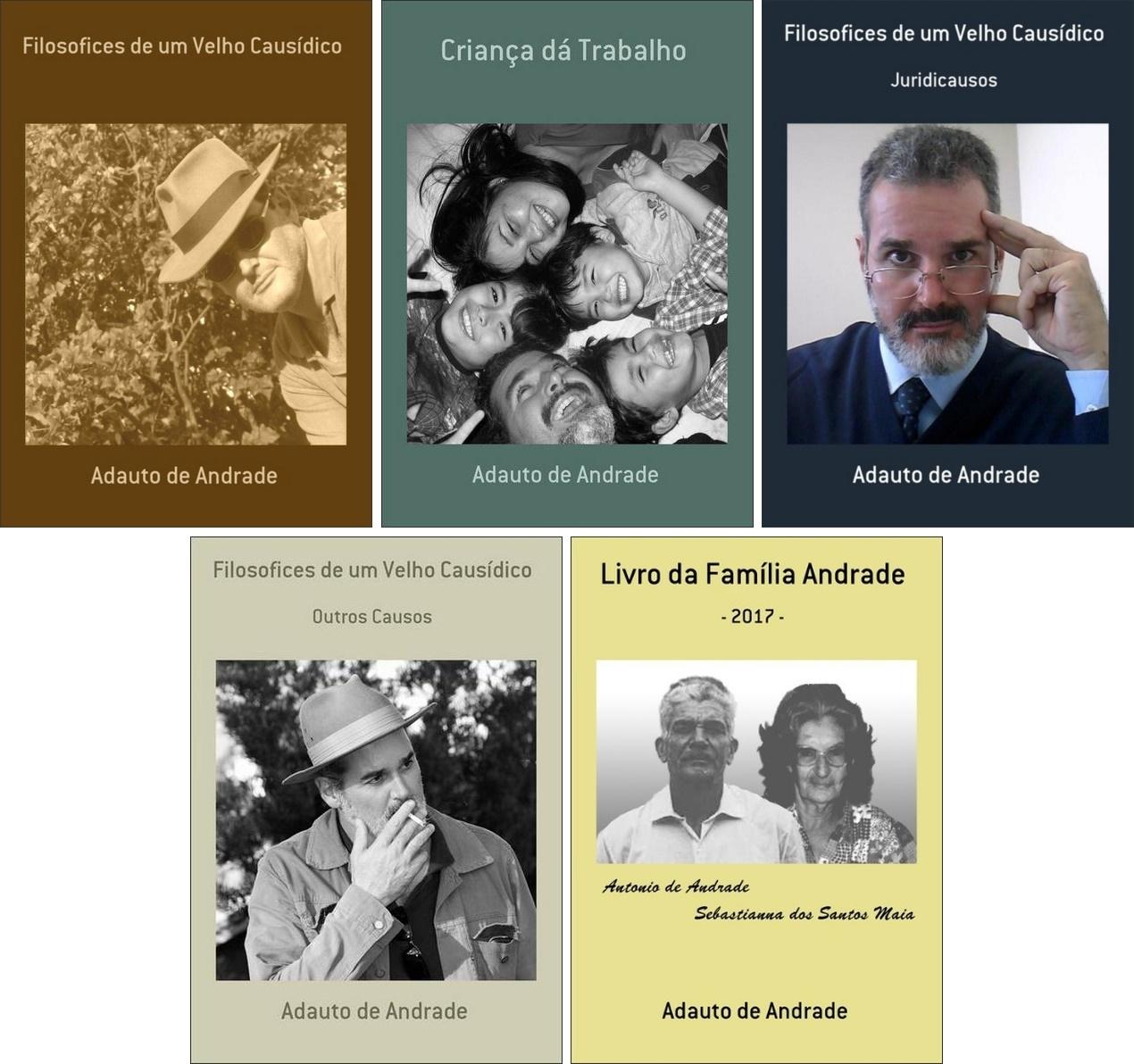 Clique na imagem para a descrição dos livros!